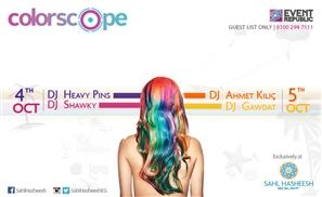 Colorscope At Sahl Hasheeh!