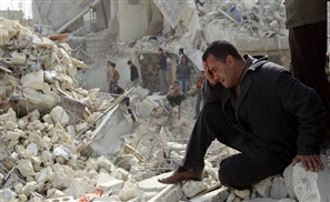 Watch This Chilling Clip - Syria 'In Reverse'