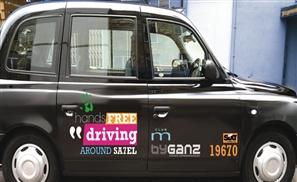London Cab Wherever You Go