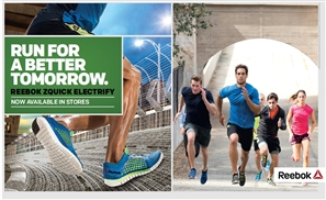 Reebok ZQuick: The City is Your Playground