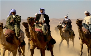 Explore Egypt on Bus Filled With Bedouins