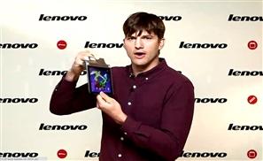 Lenovo Launches… Ashton Kutcher