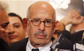 ElBaradei is Not a Blow-Up Doll