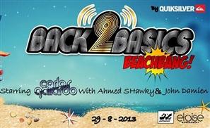 Back 2 Basics: BeachBang