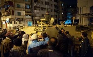 US Man Breaks Curfew in Sinai