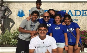 Young Egyptian Tennis Players Achieve Glory in Florida