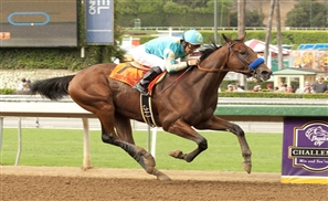 An Egyptian and His Horse Make Triple Crown History