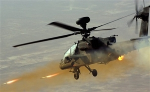 Helicopter kills 15 in Sinai