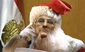 Is Adly Mansour Secretly Santa?