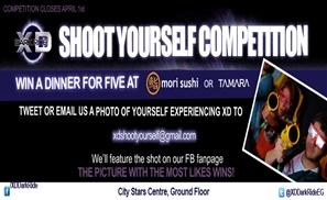 Shoot Yourself