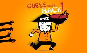 Mr. Wok is Back!