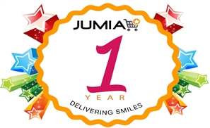 Jumia Turns One