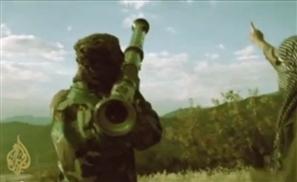 Rebels Shoot Down Elephant