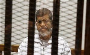 Egypt Court Confirms Morsi's Death Sentence