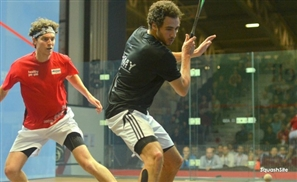 Ramy Ashour: Out But Not Down