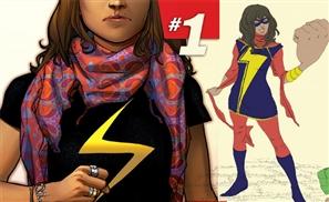 A Muslim Ms. Marvel