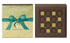 Armani Launches Ramadan Chocolates