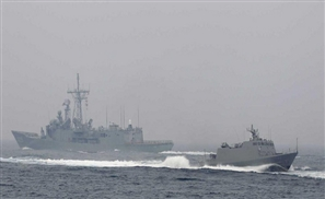 Egypt Receives Two Fast Missile Navy Vessels from U.S