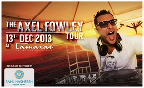 The Axel Fowley Tour
