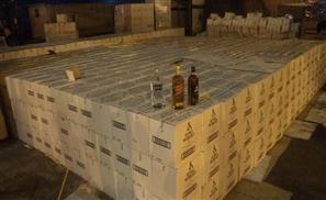 Just in Time for Ramadan: Saudi Police Make Historic Alcohol Seizure