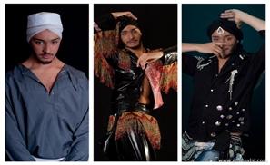 Jalil Jalil - Male Belly Dancer