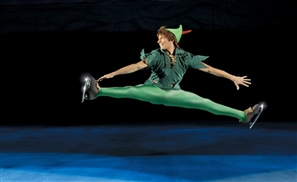Peter Pan on Ice is Skating to Cairo