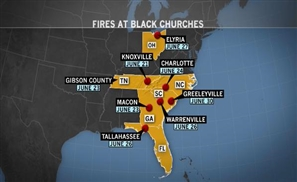 US Muslims' Ramadan Campaign to Rebuild Black Churches