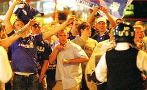 E-Hooliganism: Egypt Vs Chelsea