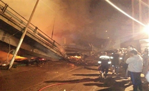 Bridge Collapses in Cairo