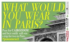 Jumia Takes You to Paris!