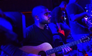 Alain Oueijan Puts the Jazz in Cairo Jazz Club