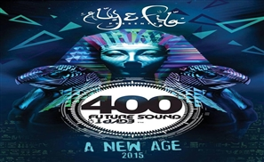 Aly & Fila Perform at The Great Pyramids of Giza