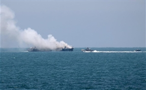 BREAKING: Egyptian Navy Boat Attacked by ISIS Affiliate in Mediterranean Sea