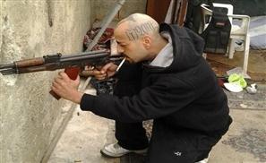 LA Gangbangers Fight in Syria