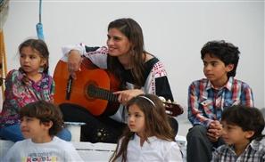 Rula Zaki: Doing it for the Kids