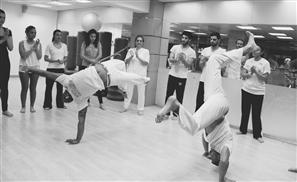 Bust a Capoeira in Yo Ass