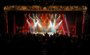 Music Hall Lands in Cairo
