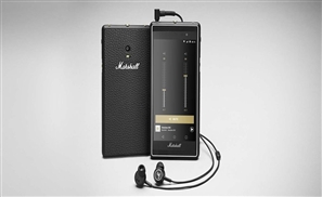 Attention Rockers: London Smartphone By Marshall Coming Soon