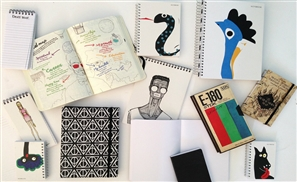 6 Awesome Egyptian Notebooks