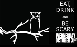 Eat, Drink & Be Scary