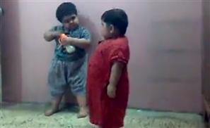Fat Arab Children Are the Best