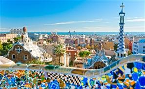Barcelona on the Brain