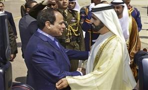 UAE Pledges 100 Schools, 50,000 Homes and 78 Health Clinics to Egypt