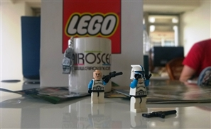 LEGO Takes Egypt by Storm