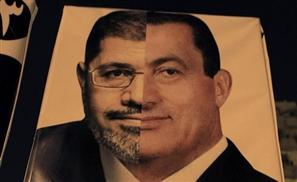 Is Mubarak Defending Morsi?