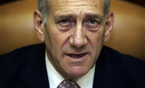 Ex Israeli PM Sentenced to Jail