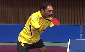 No Hands! El Ping Pong Prince