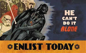 Star Wars Wants You!