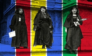 Where Have All The Feminists Gone? 8 Egyptian Women That Deserve a Google Doodle