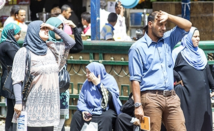 It's Officially 40 Degrees in Cairo, and it's Not Even August Yet